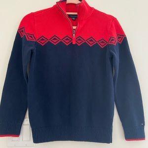 🚨4/$30sale🚨TH Knit Sweater | Size L / 12-14